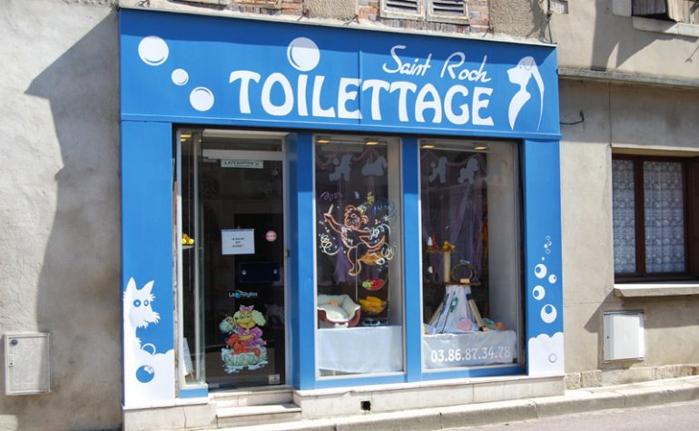 Saint Roch Toilettage